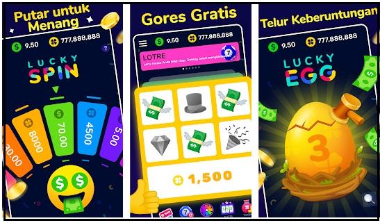 Aplikasi Lucky Money