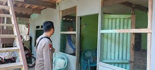 Pelihara Kamtibmas Kondusif Di Kecamatan Enrekang Melalaui DDS Sat Binmas Di Kelurahan Puserren Kali Ini