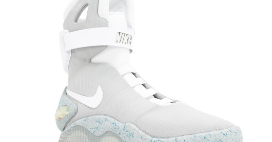 "Sneaker Lust: Nike Air Mag ""Back To The Future"""