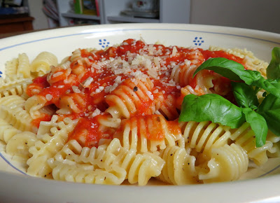 Oven Roasted Tomato Sauce