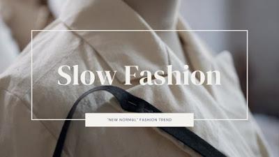 slow fashion fast fashion limbah fashion
