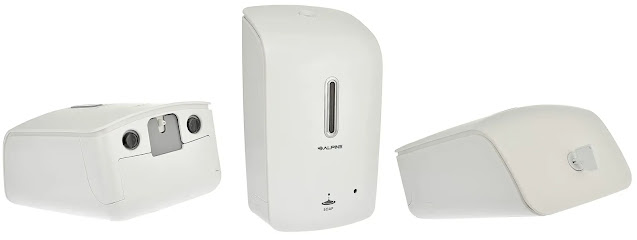 Alpine Liquid Soap Dispenser review
