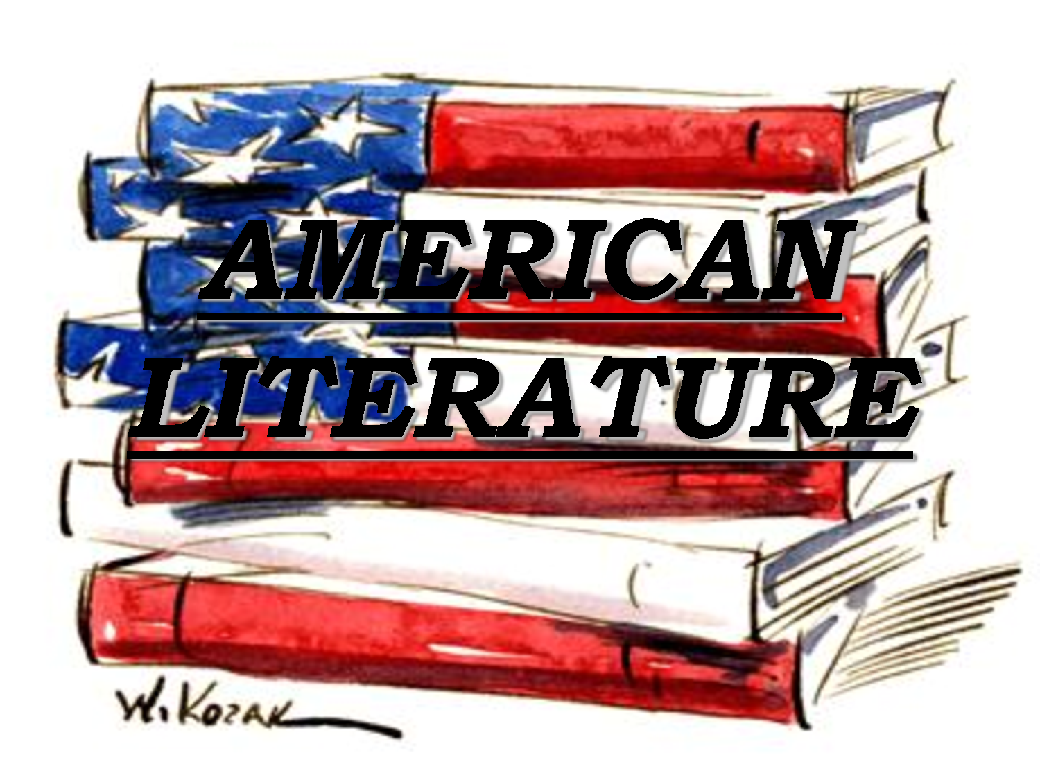 about american literature