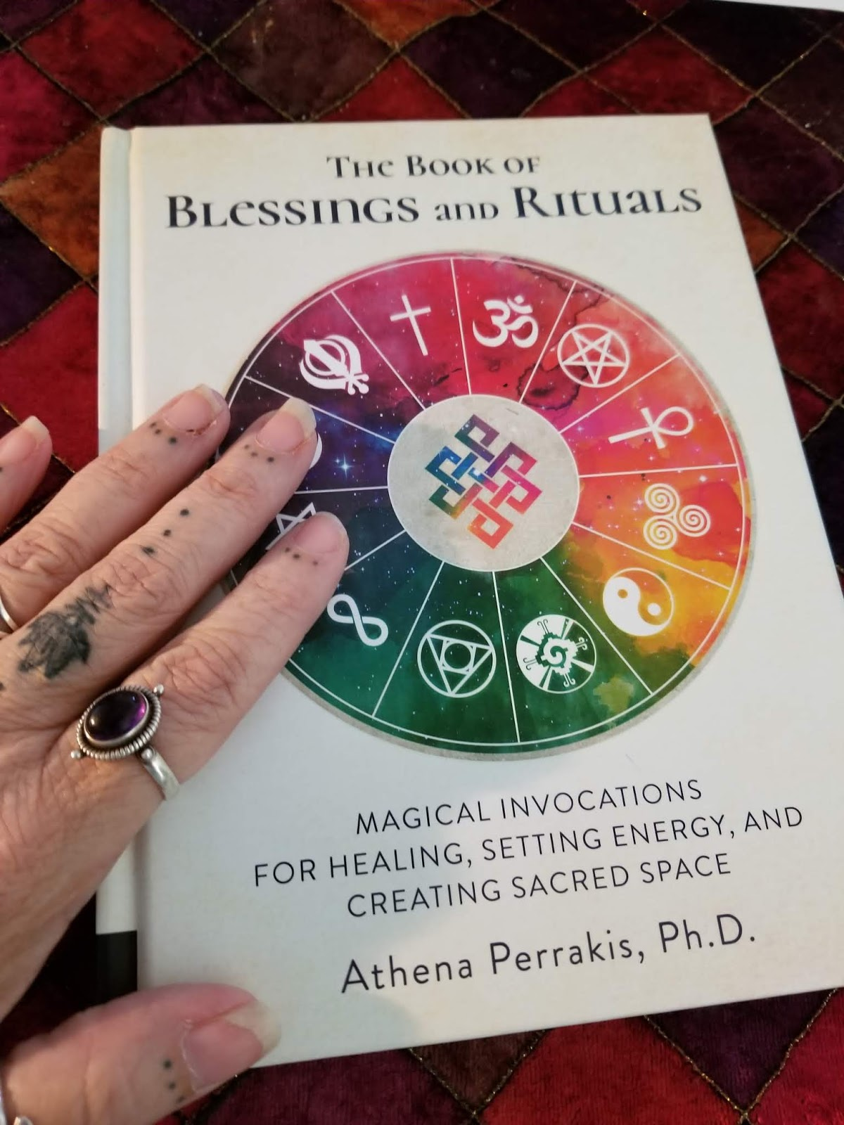 The Book of Blessings and Rituals - A Review - Confessions