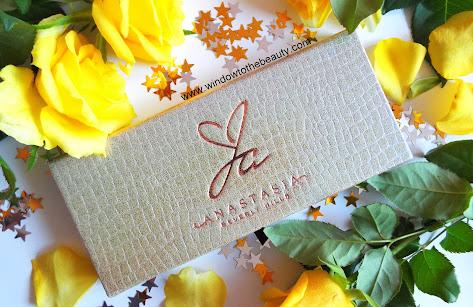 Anastasia Beverly Hills Paleta Jackie Aina  Recenzja I Swatche