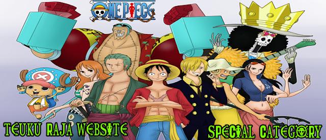 One Piece Spesial Kategori, One Piece Teori, One Piece Unik