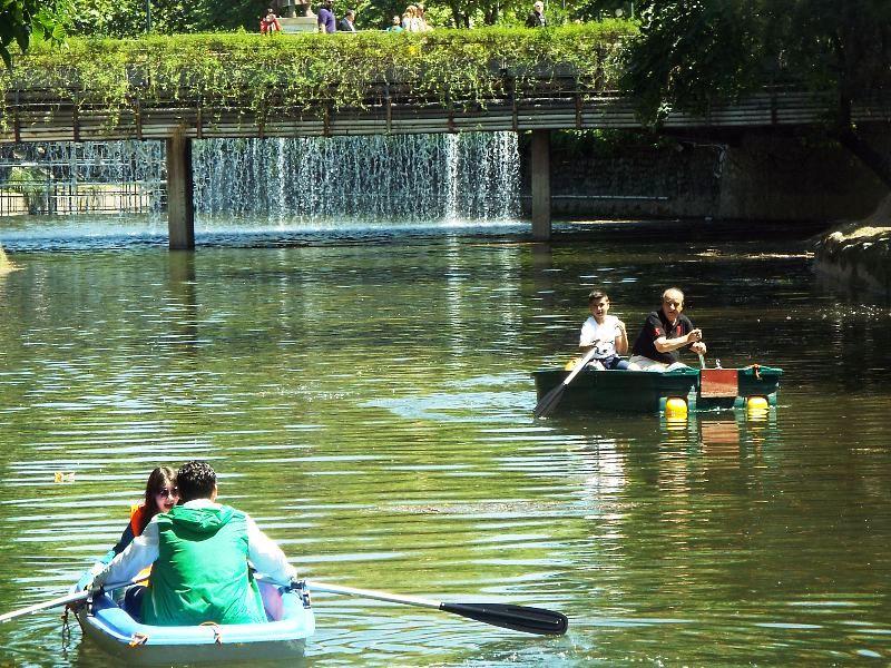 Από τη Μεγάλη Τρίτη διαθέσιμες δωρεάν βάρκες σε επισκέπτες και Τρικαλινούς για βαρκάδα στο Ληθαίο