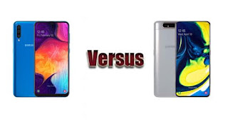 Samsung Galaxy A50 vs Galaxy A80: Which Of These Affordable Samsung Smartphones Is For You?