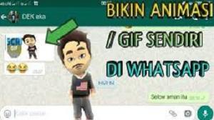 Cara Membuat GIF Sendiri di WhatsApp
