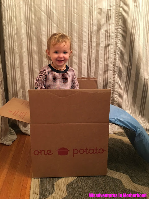 One Potato meal kits
