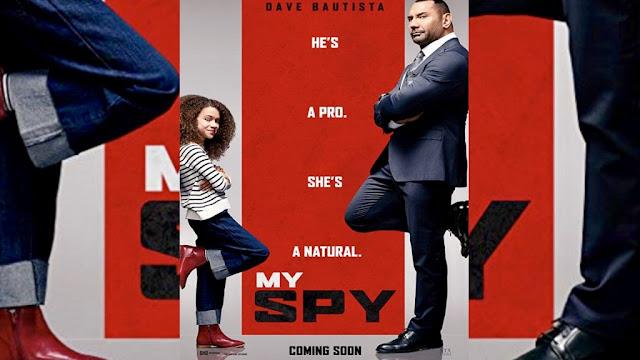 Điệp Viên Tí Hon - My Spy (2020)