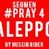 Peserta Segmen #Pray 4 Aleppo by Husein Rider