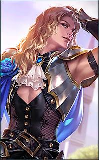 Lancelot Perfumed Knight Heroes Assassin of Skins V2
