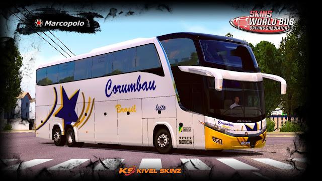 PARADISO G7 1600 LD - VIAÇÃO CORUMBAU