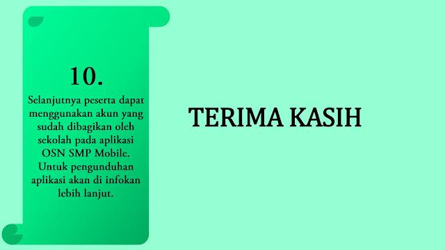 . panduan registrasi daring ksn smp tahun 2020 untuk sekolah tomatalikuang.com 07