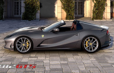 Ferrari 812 GTS Review