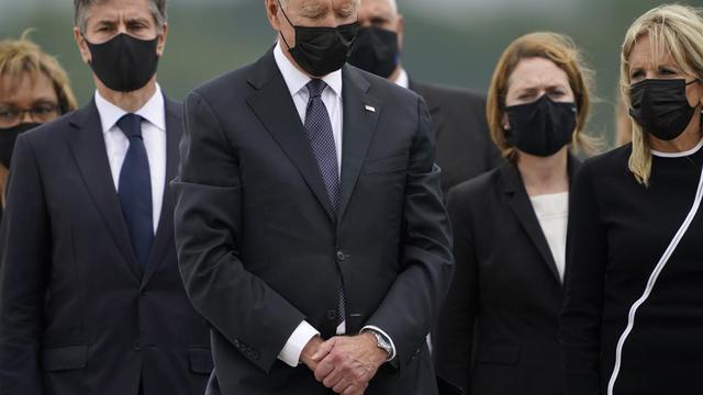 Presiden AS Joe Biden: Perang Afganistan Berakhir, Ini Pelajaran Buat Kami