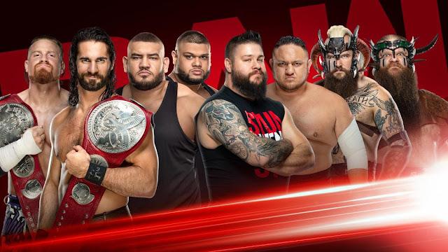 Grande combate de quartetos é anunciado para o próximo RAW