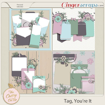 Tag!  You're It!  Templates