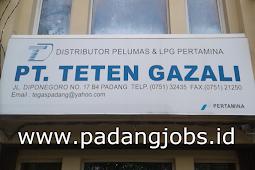 Lowongan Kerja Padang: PT. Teten Gazali Juli 2018