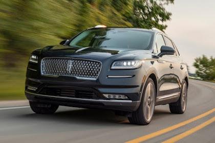 2021 Lincoln Nautilus Review, Specs, Price