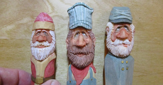 Cartoons 2 Carvings