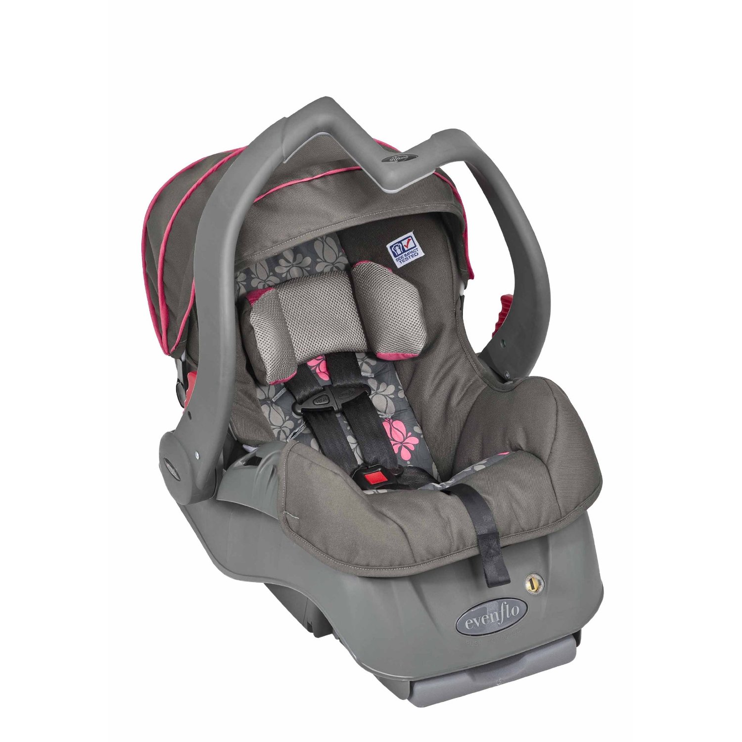 Evenflo Aura Select Travel System Review Car Seat Strollers