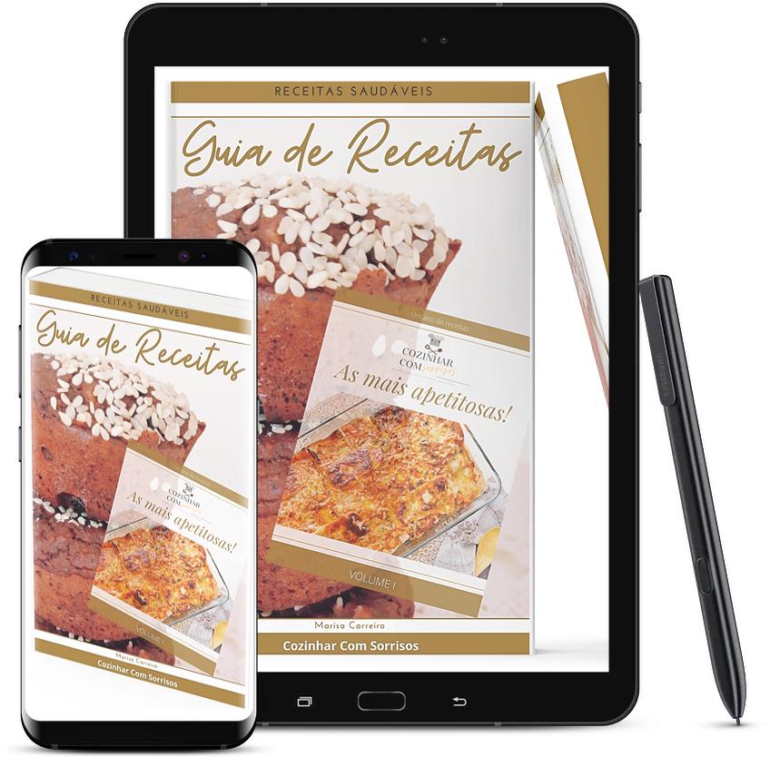 Ebook de receitas saudáveis