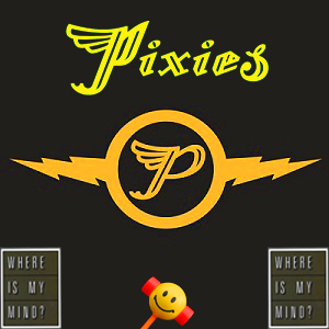 Pixies Where Is My Mind? (1988)