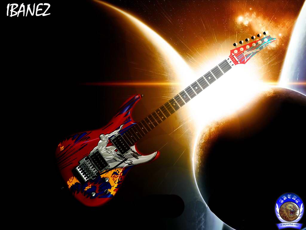 Ibanez Guitar Wallpaper: Guitar: Ibanez Guitar Wallpaper