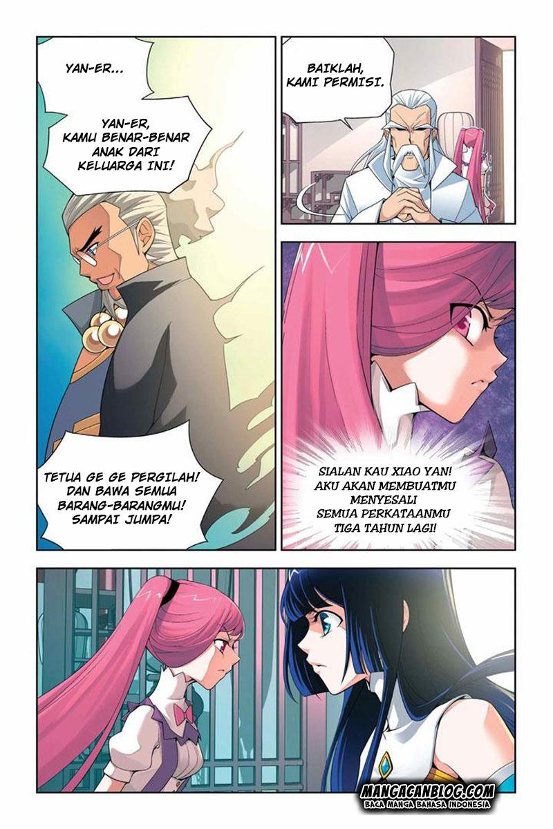 Battle Through Heaven Chapter 02-19