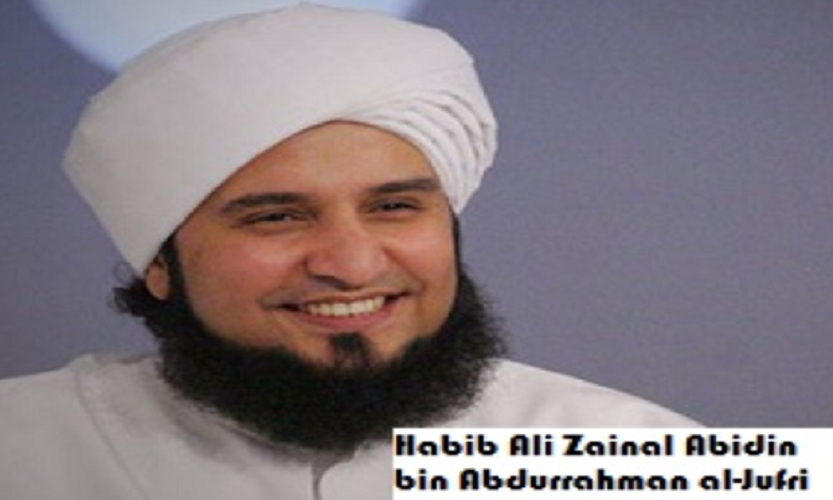 Kegiatan Dakwah Habib Ali Zainal Abidin bin Abdurrahman al-Jufri