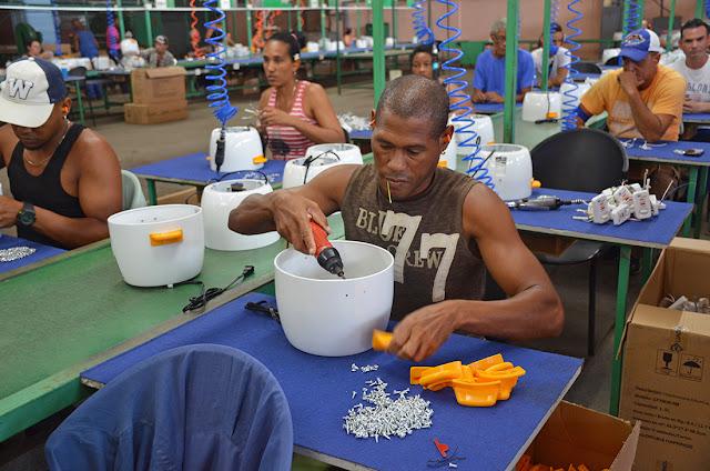 Trabalhadores de Cuba