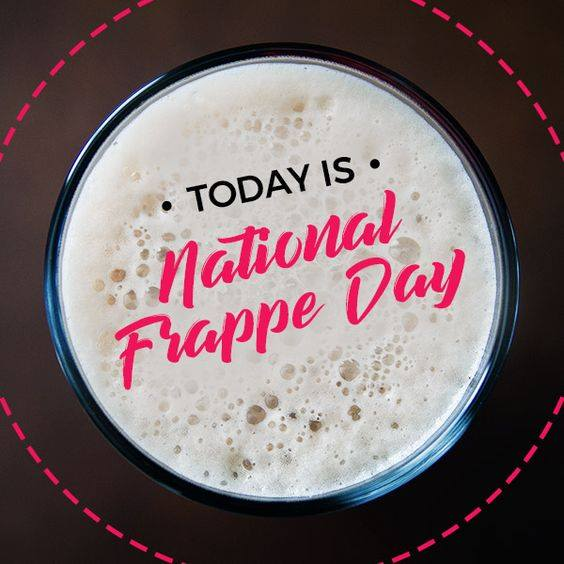 National Frappe Day Wishes Awesome Picture