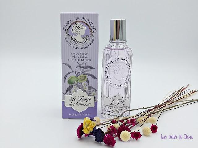 Día de la Madre Jeanne En Provence fragancias perfumes grasse belleza