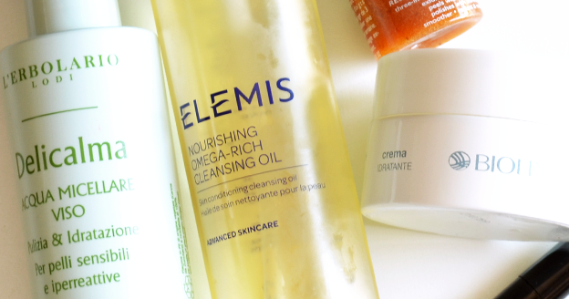 Beauty notes: In Summer I treated my skin with...