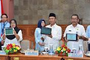 Pemkab Lobar Launching Sensus Penduduk Online 2020