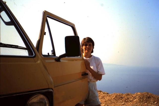 Mit dem VW-Bus in die Türkei - 1987