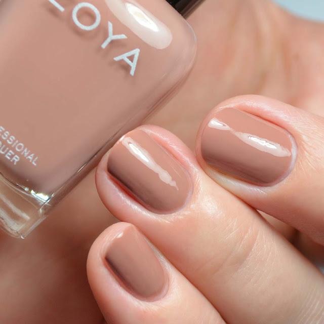caramel creme nail polish