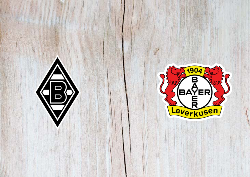 Borussia M.gladbach vs Bayer Leverkusen -Highlights 23 May 2020