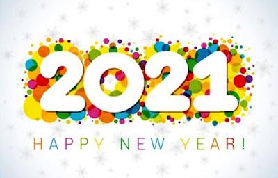 Happy New Year 2021, Barbara Rich female voiceover
