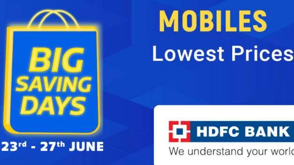 Apple iPhones पर Flipkart Big Saving Days Sale