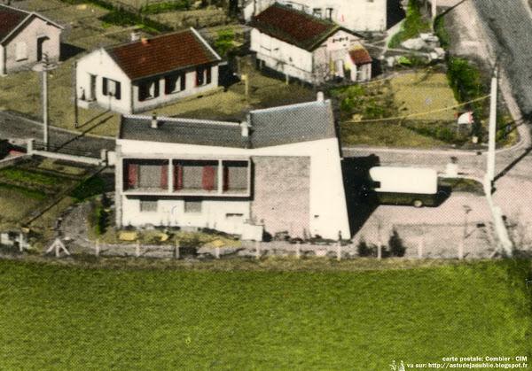 Decize - Villa de M. Gallois (à confirmer)  Architectes: Otto Müller, Gaston Müller  Construction: Vers 1959
