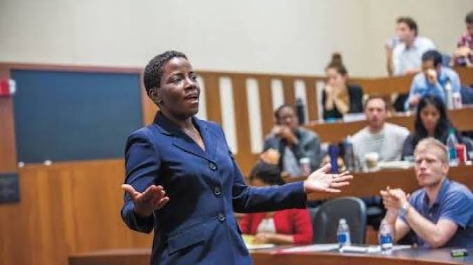 Dehlia Umunna-- Meet the first Nigerian to be an appointed as a Professor at Harvard Law school (Photos)