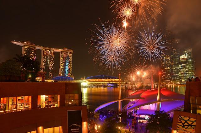 kinh nghiệm du lịch singapore tự túc 2019: Quốc khánh Singapore