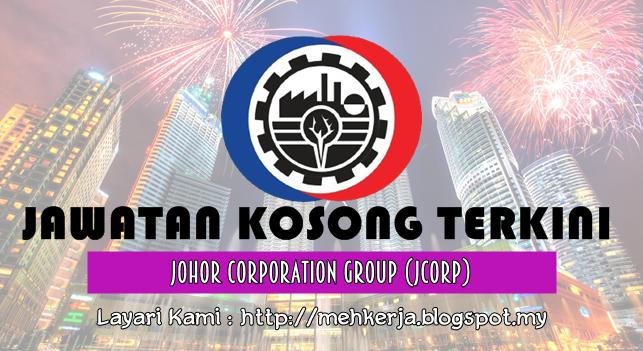 Jawatan Kosong Terkini 2016 di Johor Corporation (JCorp)