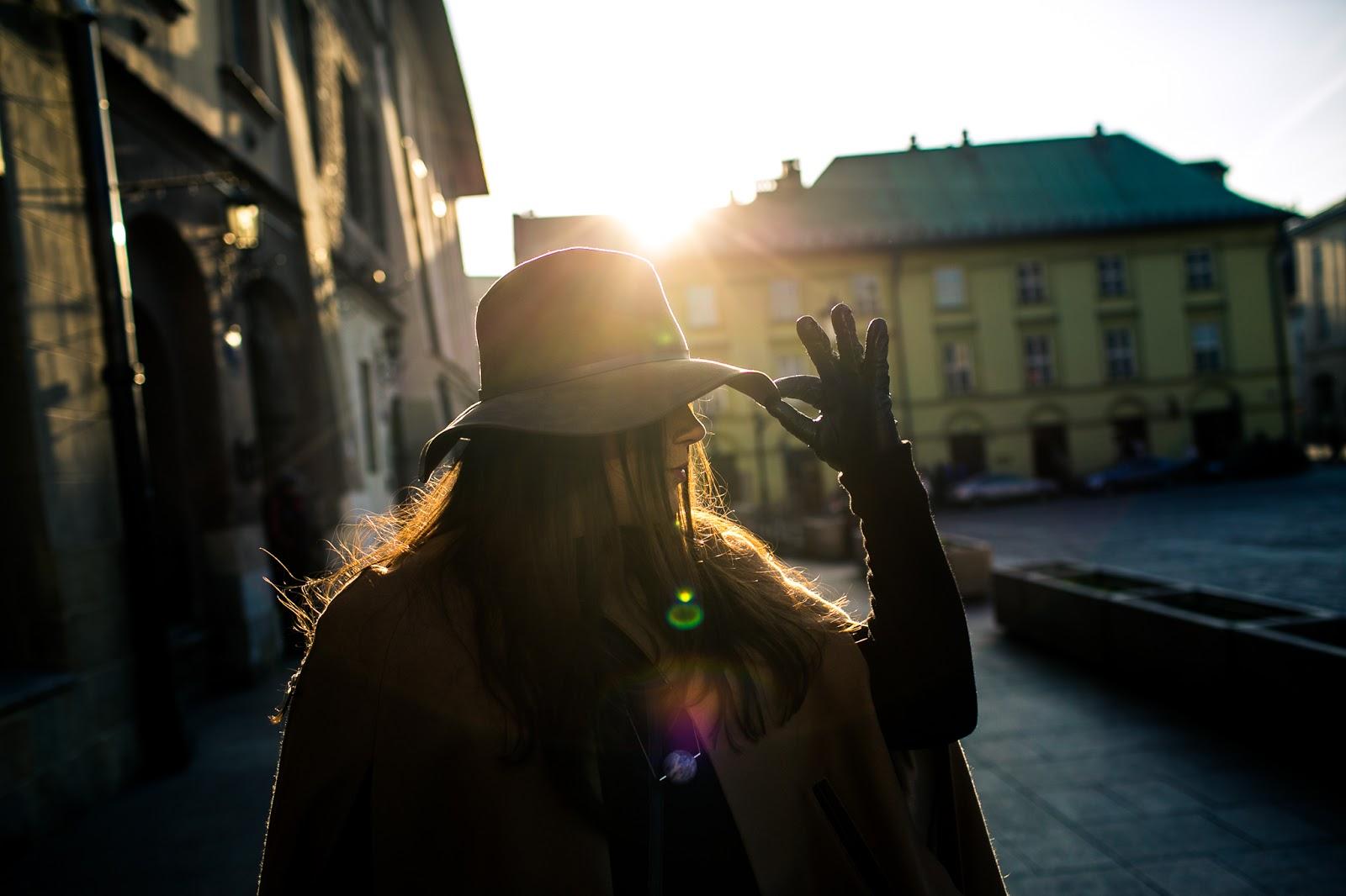 Kiermasz swiateczny na Rynku Głownym w Krakowie