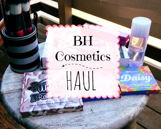 BH Cosmetics Haul || Eyeshadows, Blushes, Brushes and More :: Cruelty-Free