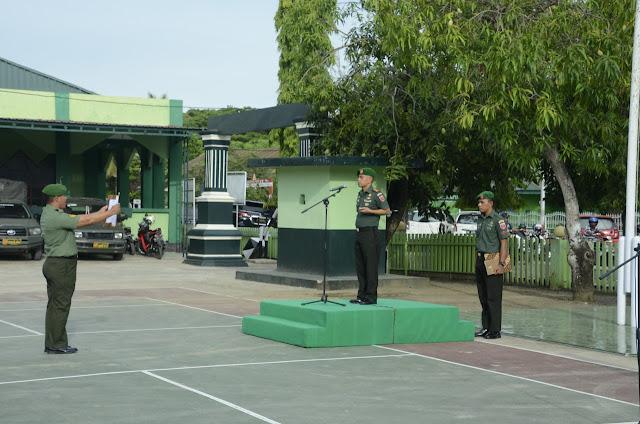 TNI AD di Bone Punya Kepedulian Terhadap Ibu, Itu Ditandai Lewat Upacara Bendera