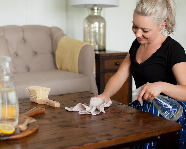 this little estate natural cleaning product recipes